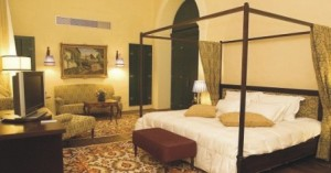 O luxo do Hotel Convento do Carmo