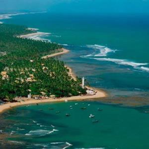 Transportes para Praia do Forte