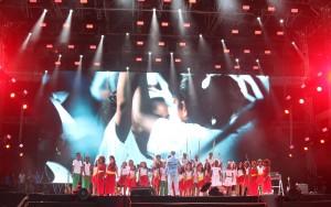 Coral Festival de Verão Salvador 2016