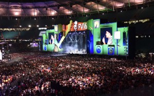 Festival de Verão Salvador 2016 Arena Fonte Nova